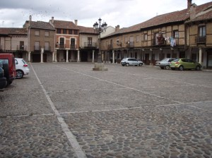 Plaza Vieja de Saldaña, Palencia