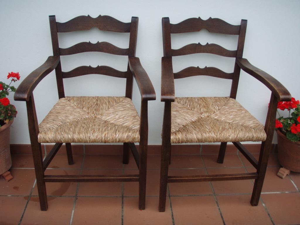Como restaurar una silla de enea paso a paso 5 artesania - Sillas para restaurar ...