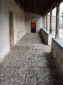 Iglesia pre-románica de Santiago de Gobiandes, Asturias