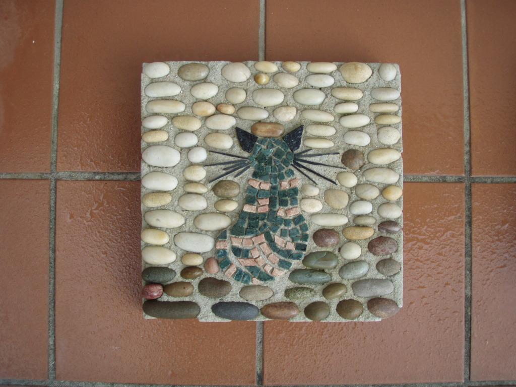 Paredes Decorativas Con Piedras Naturales Mosaicos Car
