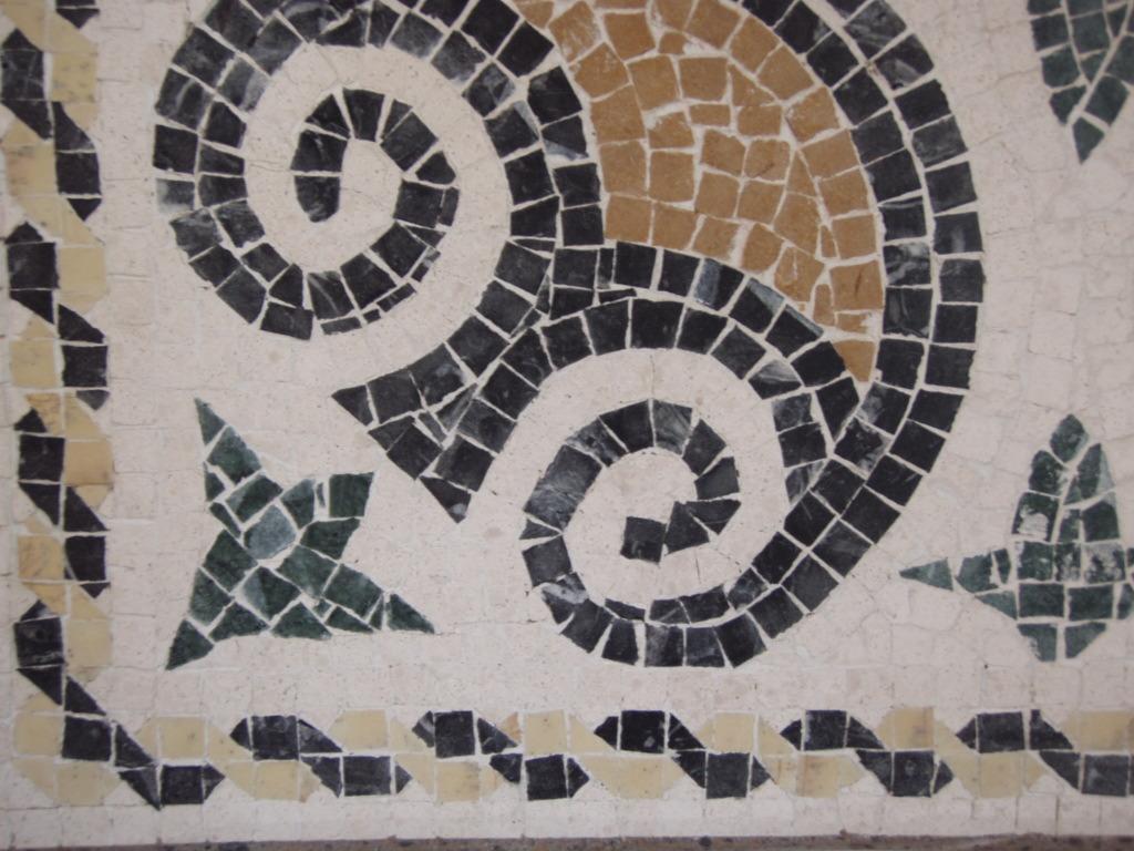 dise o de mosaicos 1 artesania la pasera On mosaicos romanos faciles