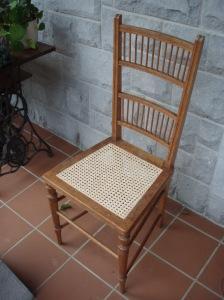 Restauraci n de sillas con asientos de rejilla 2 - Restauracion de sillas ...