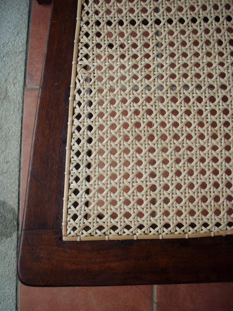 Restauraci n de sillas con asientos de rejilla 2 - Reparacion de sillas de rejilla ...